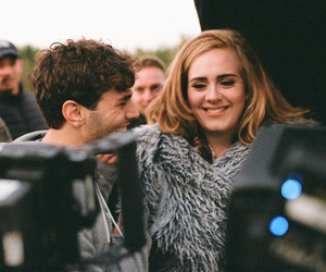 Adele, beautiful, and hello image