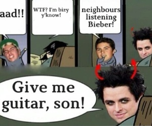 billie joe armstrong, green day, and lol image