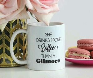 coffee, gilmore, and quote image
