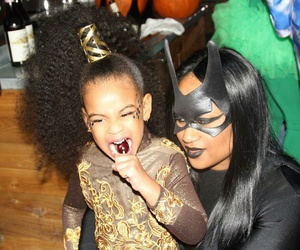 angie, mrs carter, and Halloween image