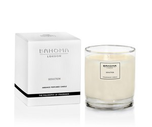 seduction, luxury candle, and bahoma image