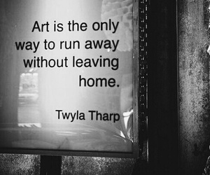art and quote image