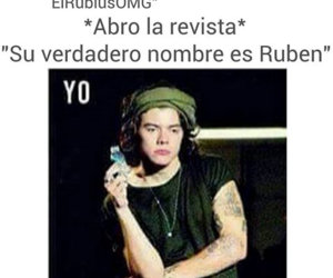 funny, el rubius, and youtuber image