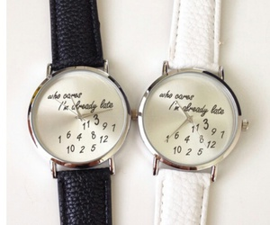 watch, cool, and fashion image