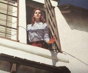 lana del rey, vintage, and music image