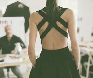 backless, fashion, and gorgeous image