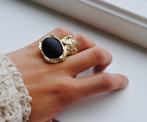 ring, YSL, and accessories image