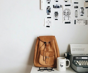 bag, room, and tumblr image