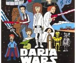 Daria, star wars, and mtv image