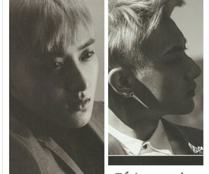 exo, kpop, and handsome image