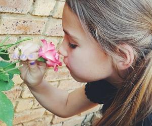 adorable, baby, and bricks image