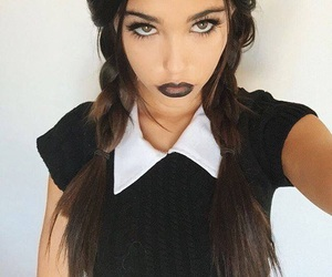 madison beer, makeup, and madisonbeer image
