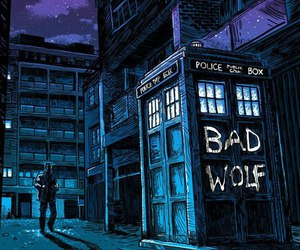 art and doctor who image