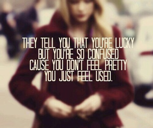 Taylor Swift, Lyrics, and quote image