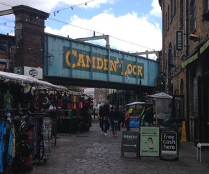 camden, voyage, and london image