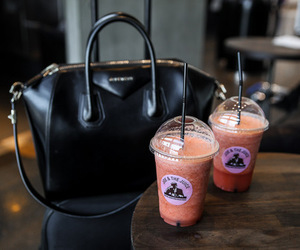 Givenchy, fashion, and smoothie image