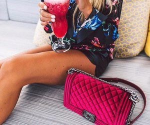 chanel, bag, and summer image