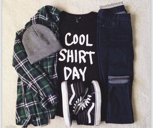 outfit, fashion, and clothes image