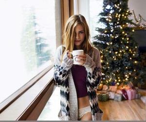 christmas and bridget satterlee image