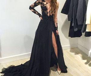 black, fashion, and maffashion image