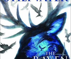 maggie stiefvater and the raven king image