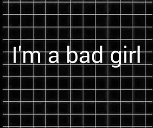 grunge, bad, and girl image