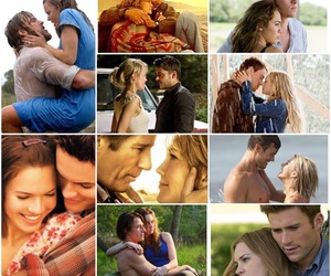 A Walk to Remember, dear john, and the notebook image