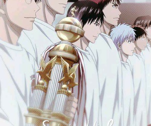 kuroko no basket, seirin, and kuroko tetsuya image