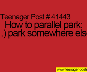 park, driving, and funny image