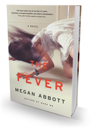 book, the fever, and megan abbott image