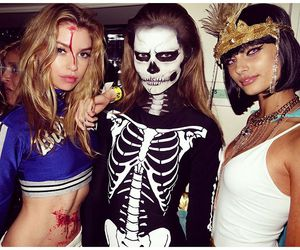 Halloween, josephine skriver, and taylor hill image