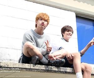 jaehyun, kwangjin, and n.flying image