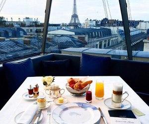 paris, food, and breakfast image