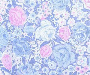 wallpaper and flowers image