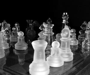 black, check, and game image