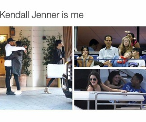 funny and kendall jenner image