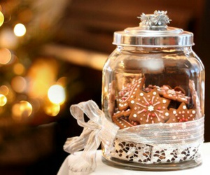 christmas, delicious, and Cookies image