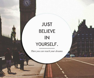 Dream, london, and quote image