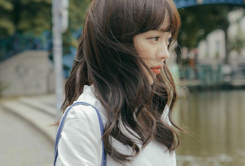 asian girl, park seul, and girl image