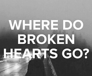 broken and hearts image