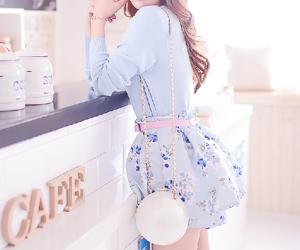 fashion, kawaii, and korean image