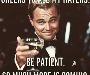 haters, funny, and life image
