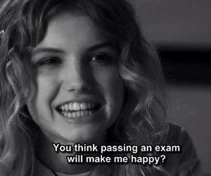skins, cassie, and exam image