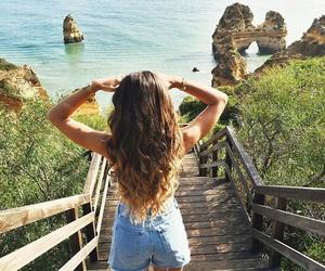 adventure, beautiful, and hair image