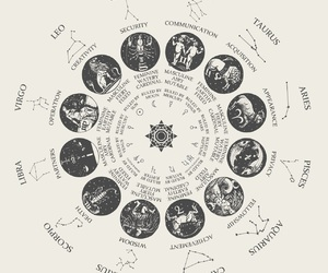 astrology, cancer, and cool image