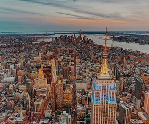 beautiful, city, and nyc image