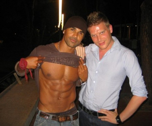 abs, Hot, and my man image