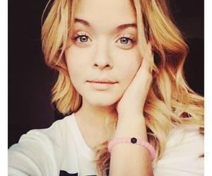 sasha pieterse, pll, and blonde image
