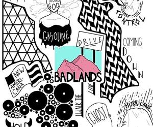 halsey, badlands, and tumblr image