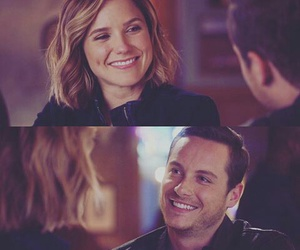 chicago pd and linstead image